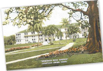 A Special Gleaner Feature On Pieces Of The Past Jamaica S Grand