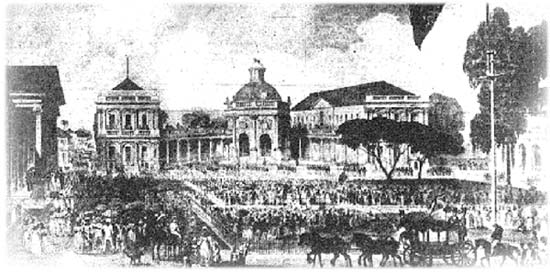 Jamaica Capital Building